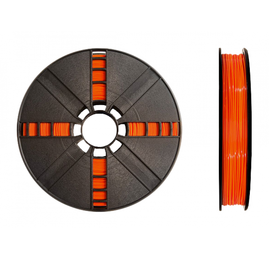 Filamento 900g Safety Orange Replicator Plus / Replicator 2x / Replicator Z18