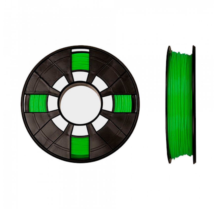 Filamento 200g Verde Replicator Mini